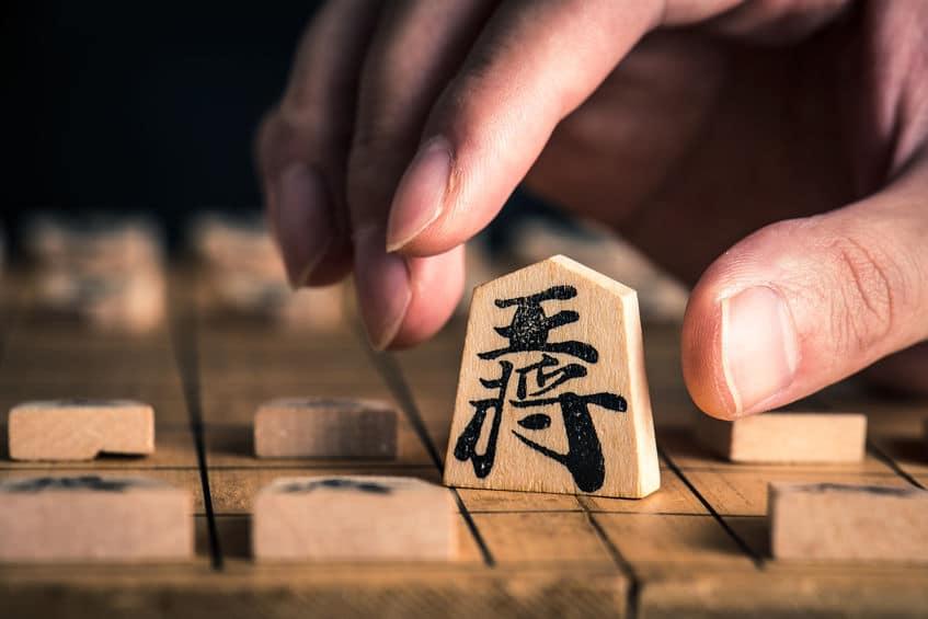 将棋の駒が五角形の理由に関する雑学