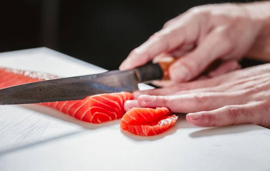 魚の切り身の呼び方と語源に関する雑学