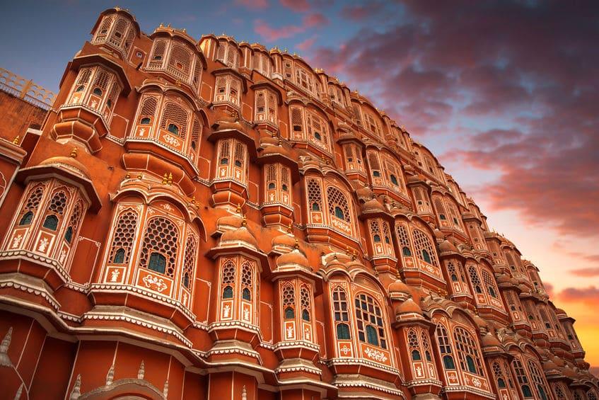 インドのピンク・シティー「ジャイプル」に関する雑学