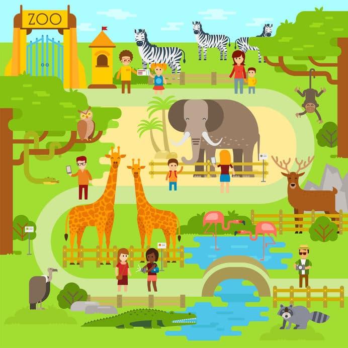 飼育する動物の種類で国力を競ったというトリビア
