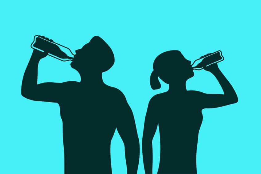 超大事!人間の65%は水。その役割と必要な水分量についてのトリビアまとめ