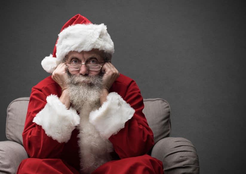 公認サンタクロースになるための試験は超難関という雑学