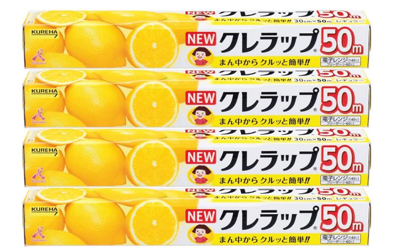 日本で初めて販売されたラップは「クレラップ」についてのトリビア