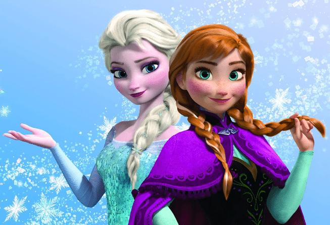 ディズニー映画「アナと雪の女王」にラプンツェルが登場しているという雑学